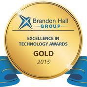 Brandon Hall Award - Gold 2015