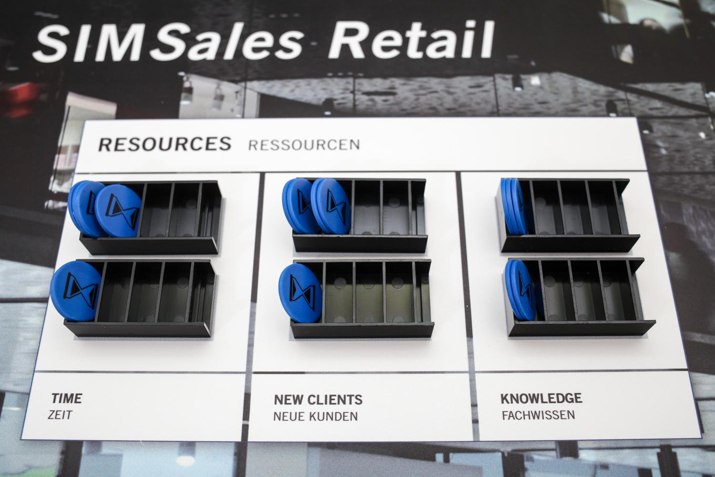 Close up SIMSales Retail